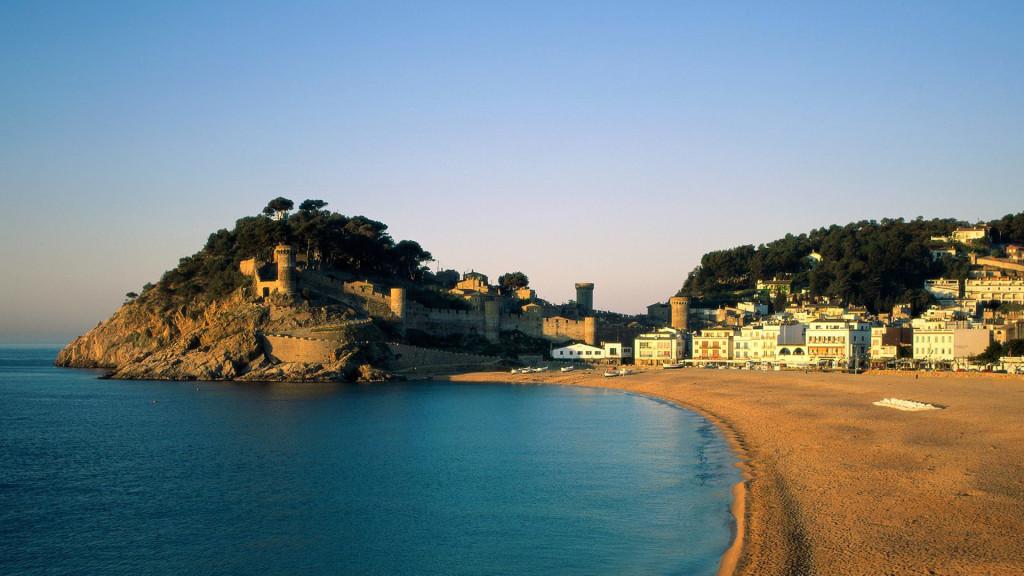Beaches Of Spain